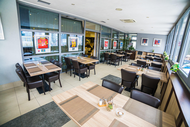 Reštaurácia Aquavia